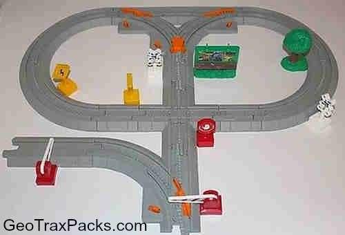 K2262 City Track Pack