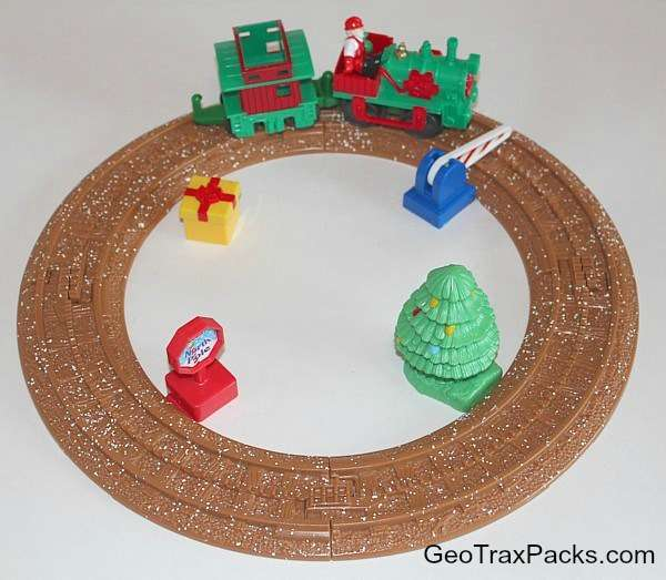 R8249 Holiday Train Set #2