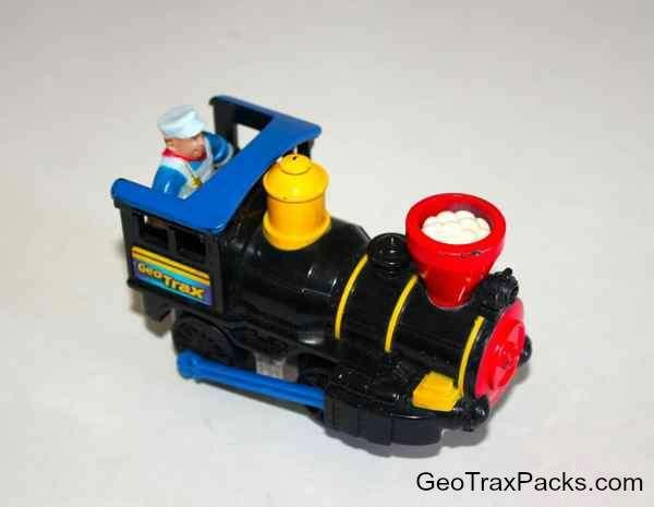 R9942 Steamer and Samuel