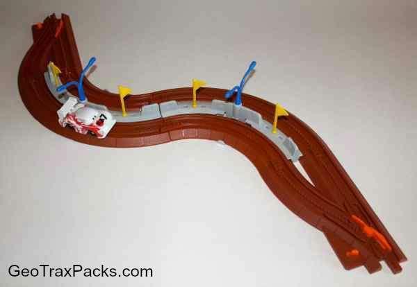 V9958 Dirt Race Track Pack