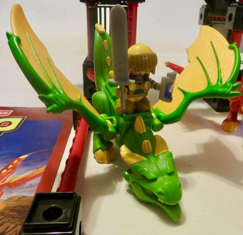 The good, green dragon