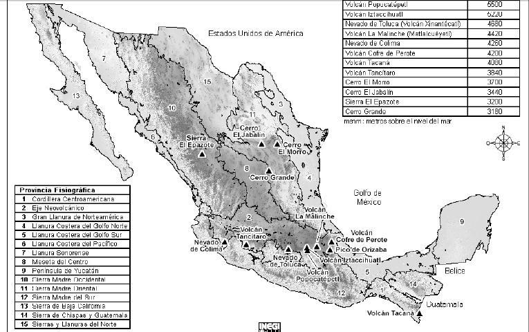 Geografía Turística de México
