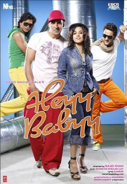 Hey Baby Hindi Movie Online : hindi, movie, online, Babyy, Watch, Streaming, Movie, Online