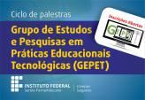 Chamada_Ciclo_de_Palestras_GEPET