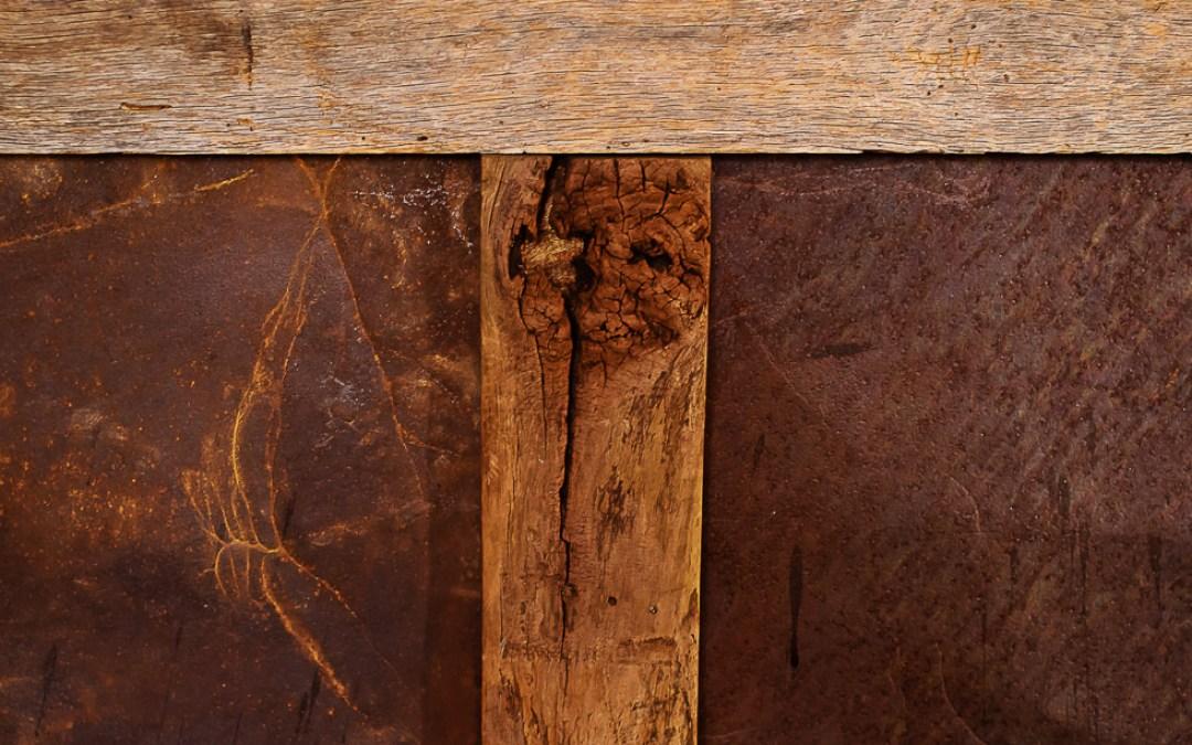 Custom Wood Bar Design