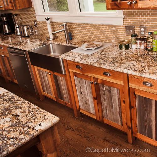 Ecclectic Custom Kitchen Design Richmond