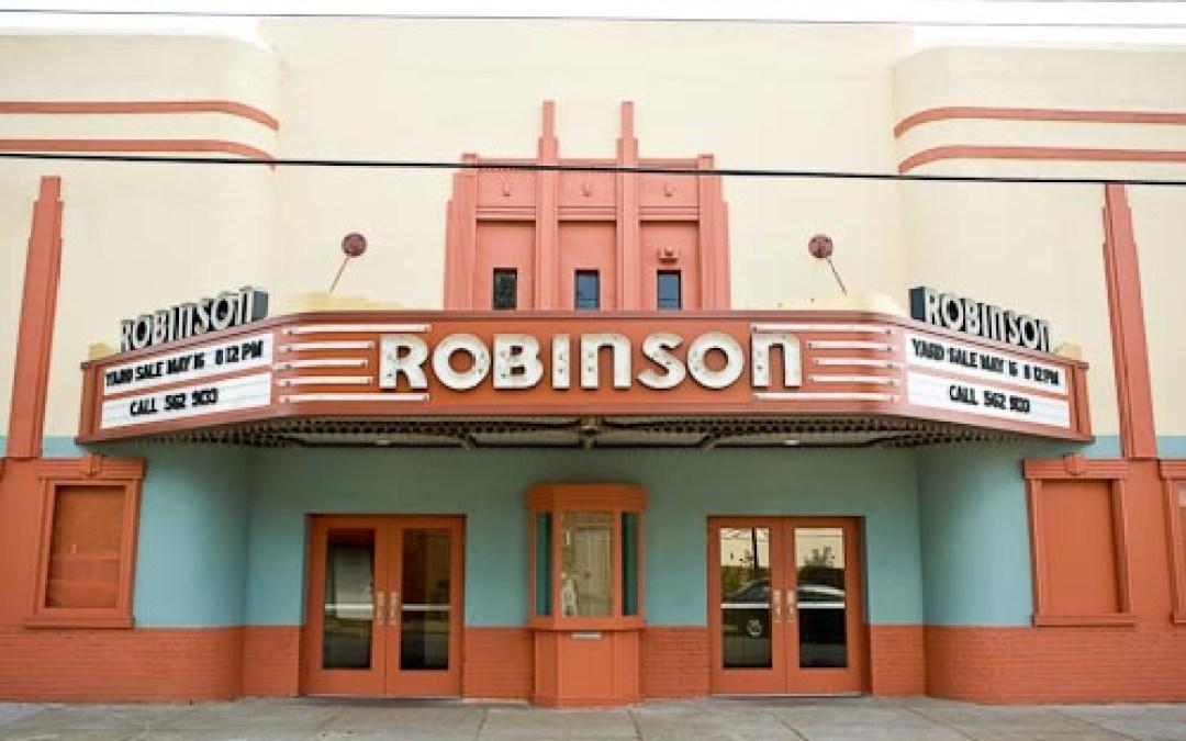 Project Spotlight: Historic Robinson Theater Renovation