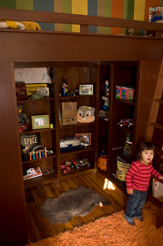 Design to order double bunk beds