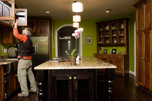 Project Spotlight: Eclectic kitchen