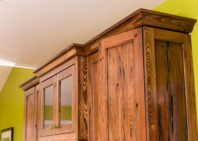 Kitchen Cabinets Ideas pecky cypress kitchen cabinets : Project Spotlight: Pecky Cypress Custom Kitchen and Hand-Crafted ...