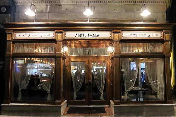 Luxury Restaurant Millwork | Custom Restaurant Interiors