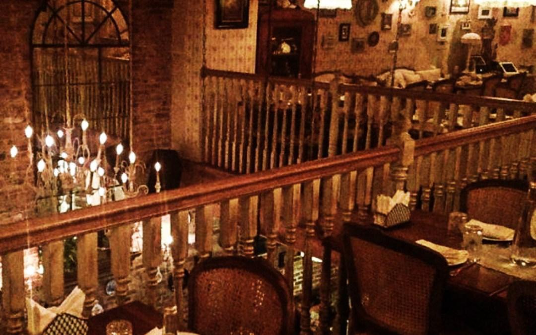 Wooden Restaurant Fittings