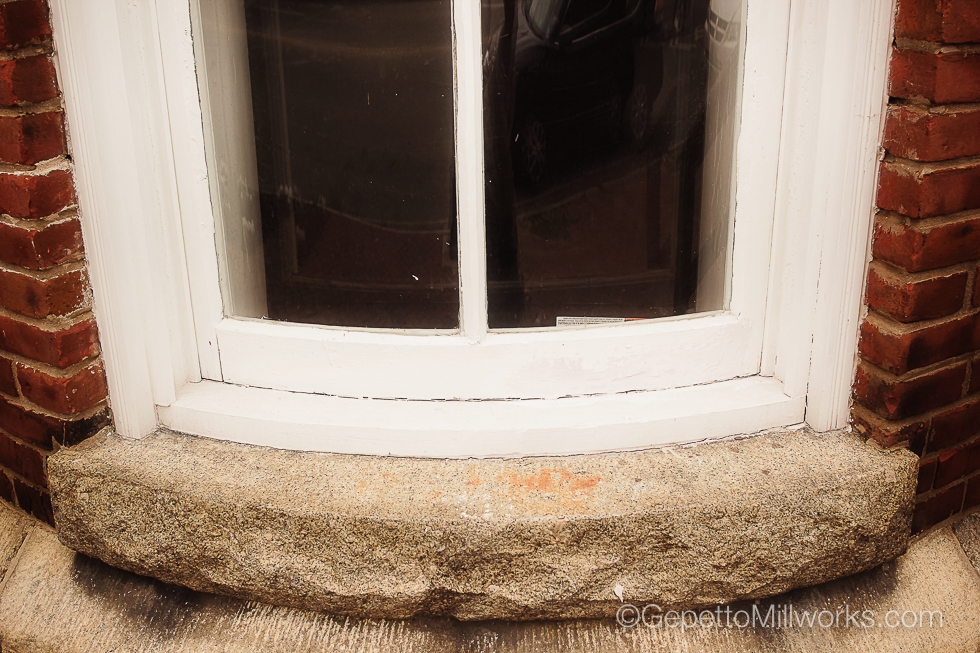 Curved Window Sashes | Historic Restoration Windows