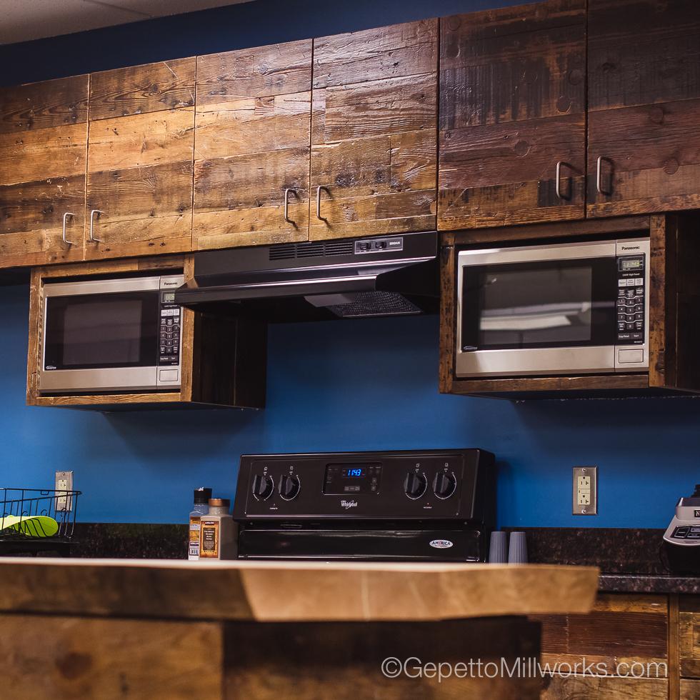 Office Interior Kitchen Design