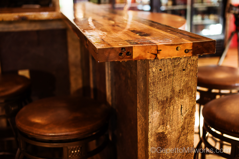 Rustic Restaurant Custom Built VA