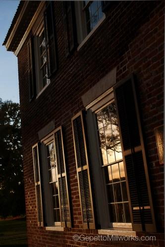 Wooden Window Restoration   Richmond VA