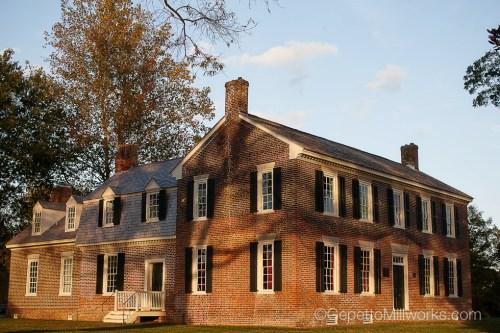 Historic Window Restoration Richmond VA   Handbuilt Window Contractor