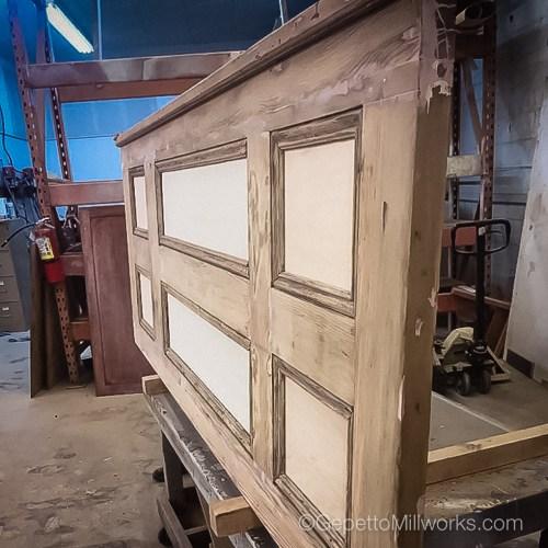 Solid Wood Door Restoration & Refinishing VA