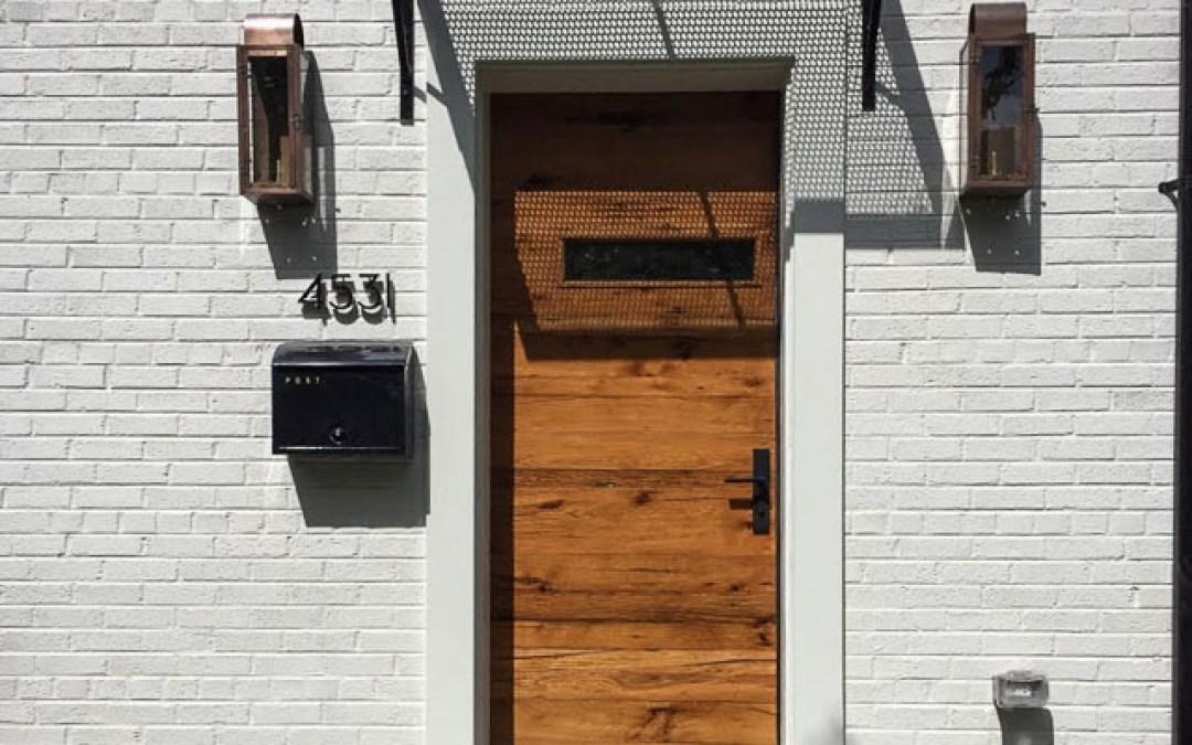 Solid Wood Door Maker VA