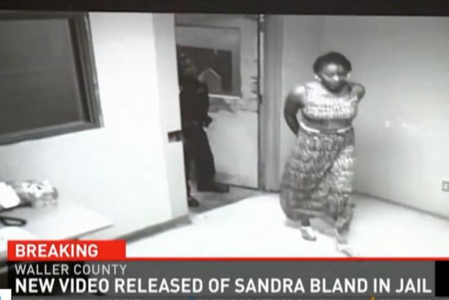 Texas Jail Releases Sandra Bland Video That Shows Her