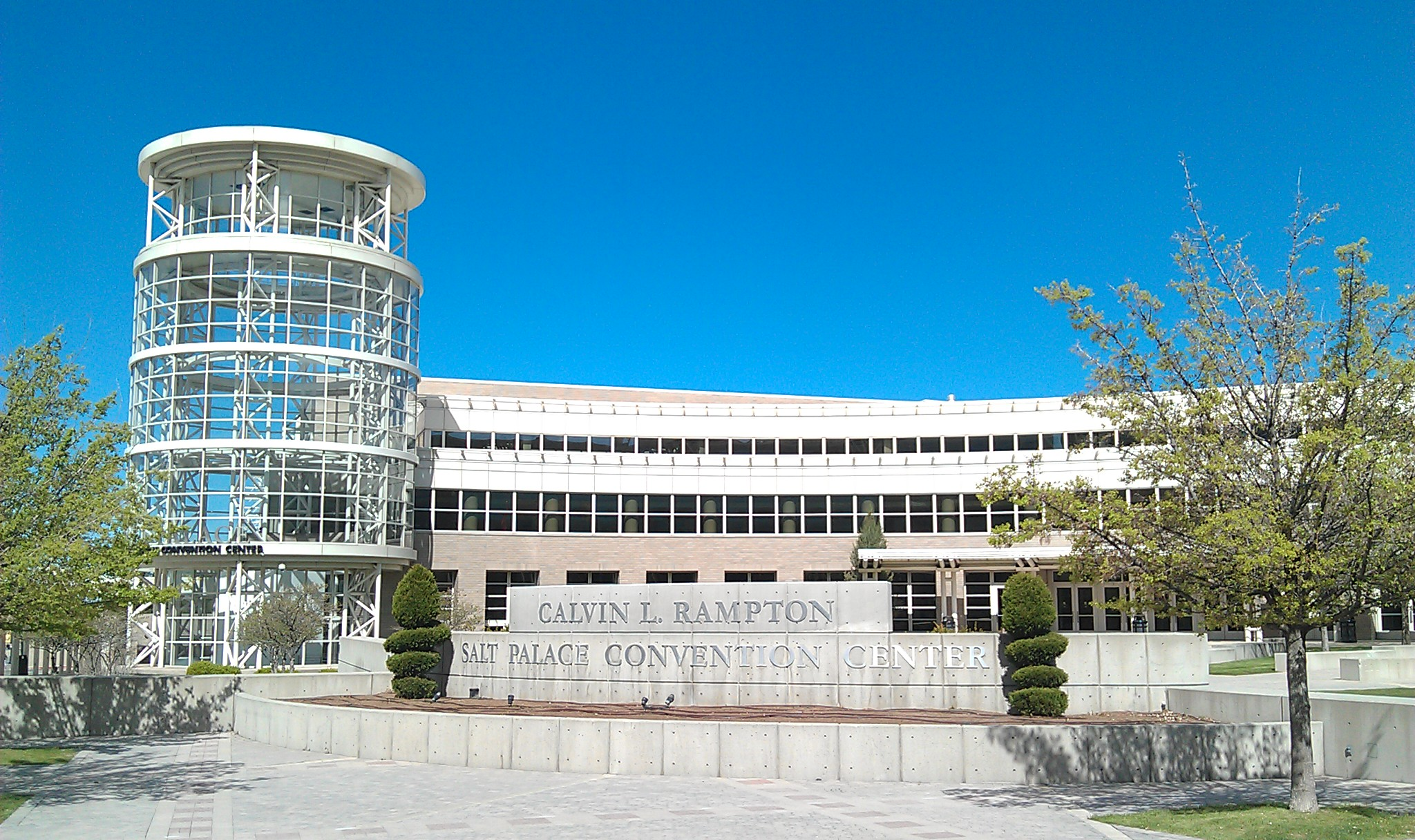 Salt Lake County Walks Away From Proposed Convention