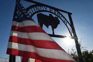 The Cliven Bundy Ranch outside Bunkerville, Nevada. Photo: Gephardt Daily