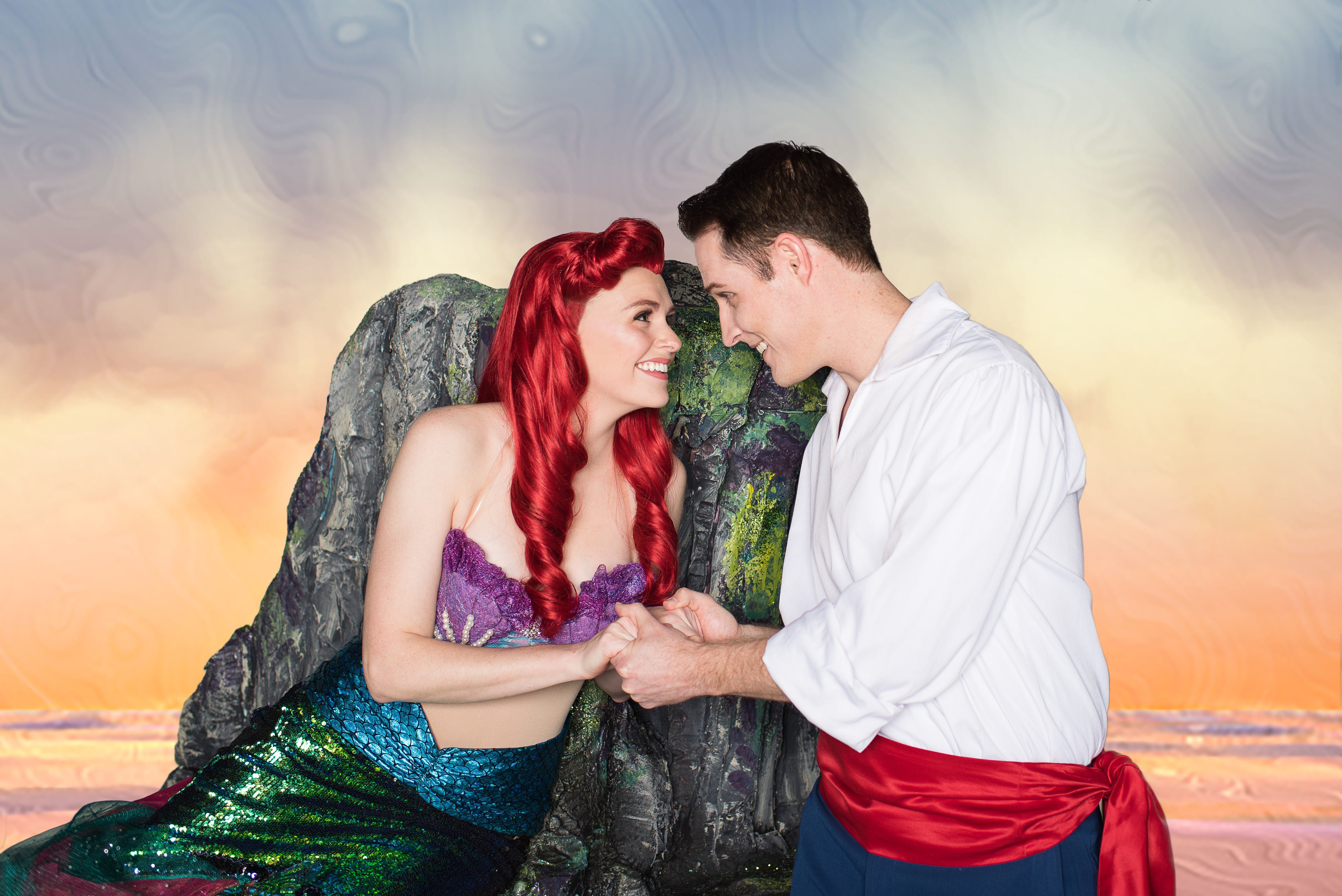 Review: CenterPoint's 'Little Mermaid' bubbly and fun   Gephardt Daily