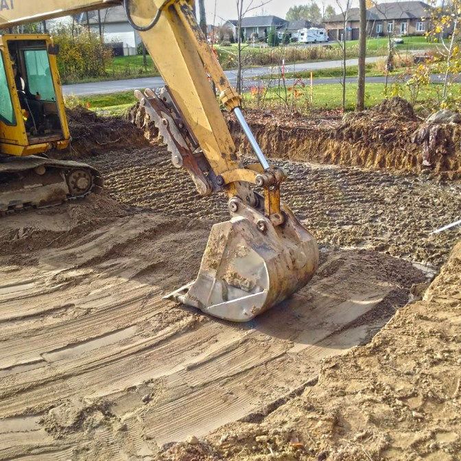 Greely residential foundation