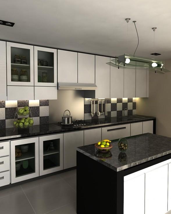 Dapur Minimalis  Gerai Desain