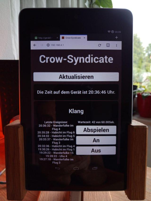CrowSyn-Screenshot