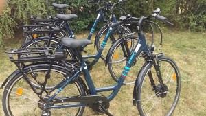 Flotte vélo gitane