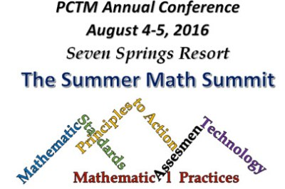 PCTM AnnualConference
