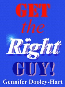 GET THE RIGHT GUY MK 8 WITH RIGHT in WHITE EXPERIMENTAL PATTERN V NICE BLUE BG Palmistry for lovers
