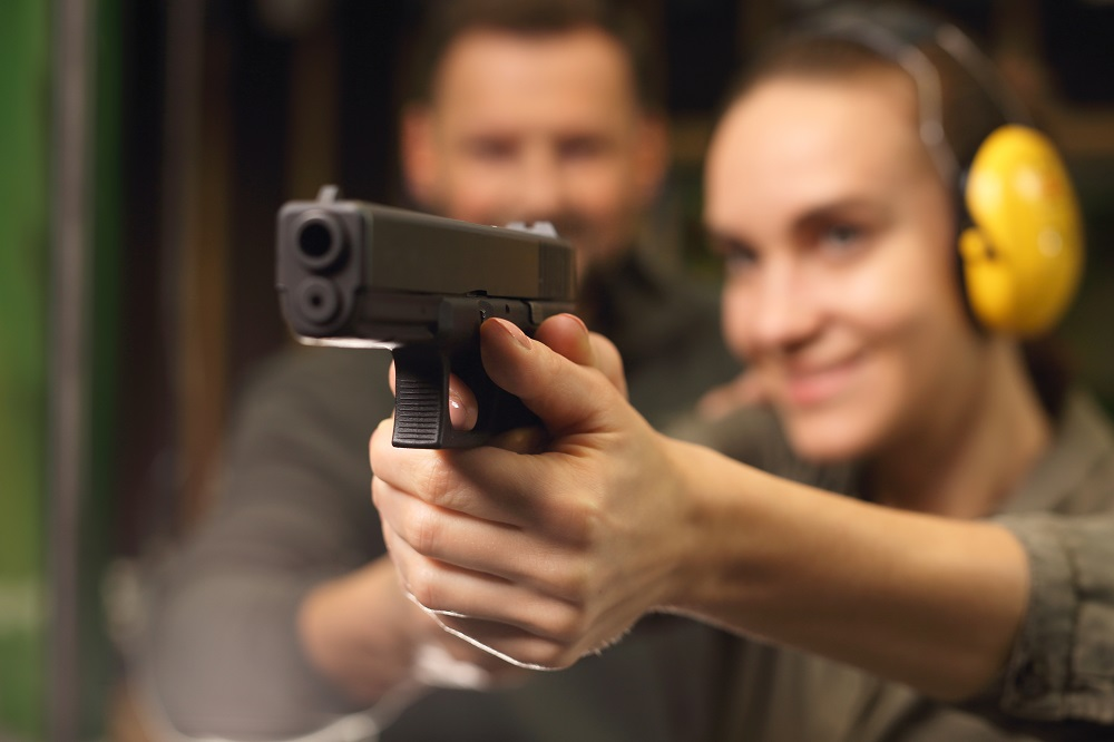 What Percentage of Violent Crimes Are Committed With a Firearm in Minnesota?