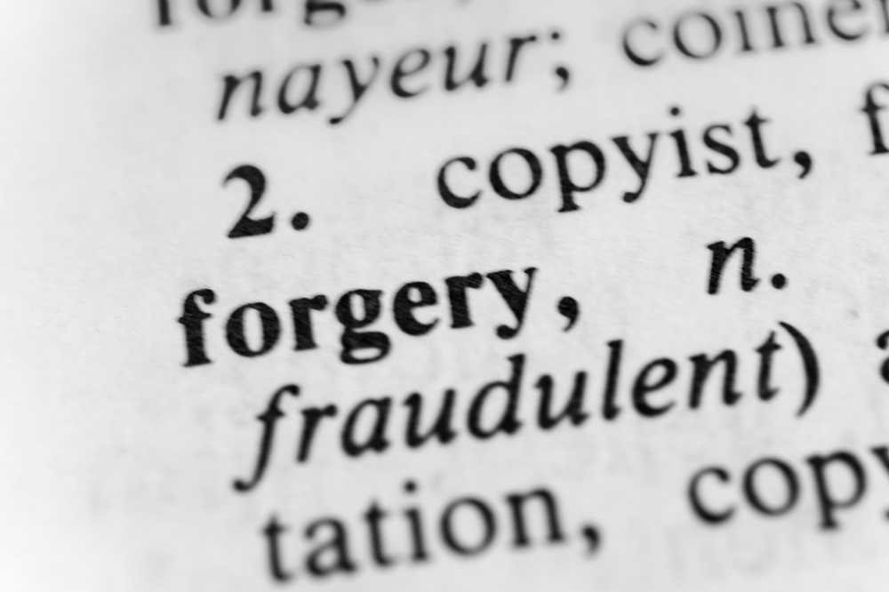 What Is Uttering Forgery in Minneapolis and Minnesota?