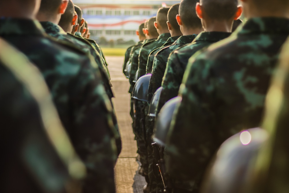 Can You Join the Military with a Misdemeanor Drug Charge in MN?