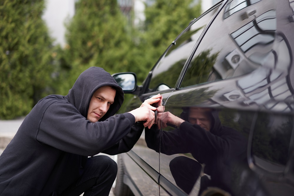 What Is Aggravated Motor Vehicle Theft in Minneapolis?