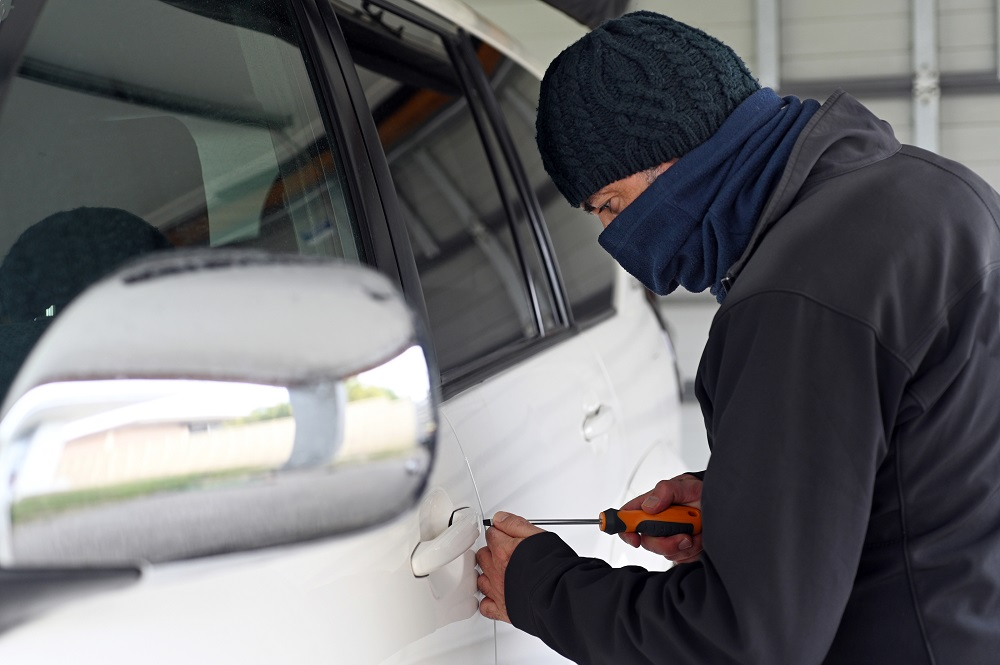 What Is Motor Vehicle Theft in Minneapolis and Minnesota?