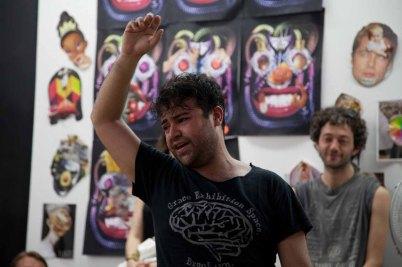 Geraldo Mercado 46