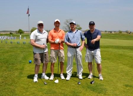 GROC golfers