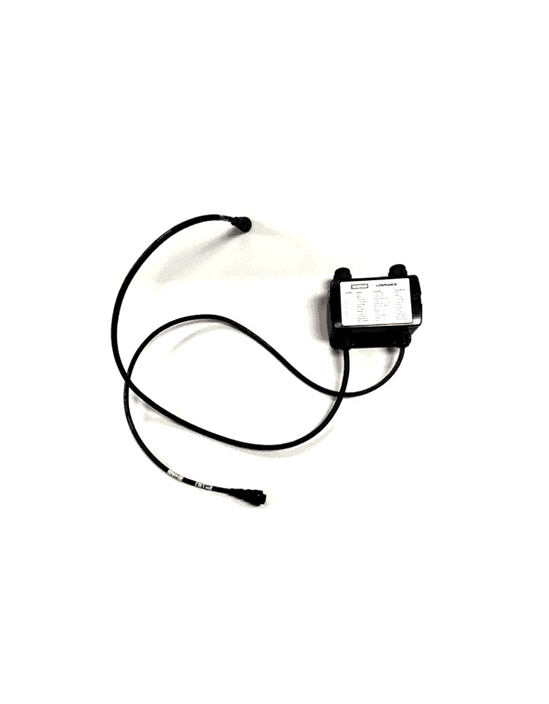 000-13262-001: XSONIC PIGTAIL XDCR WIRING BLOCK ADAPTER