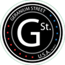 geranium street logo