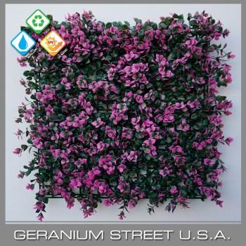 Artificial Purple Foliage