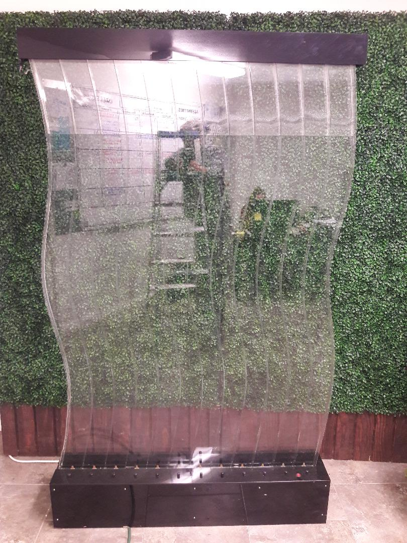 bubble wall