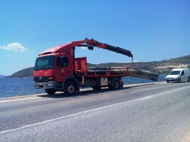 Ανυψώσεις Μεταφορές
