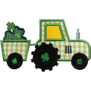 St. Patricks Tractor