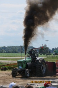 Modified Tractor Pulls