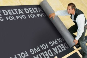 Delta-Fol SPFFolie de difuzie redusă