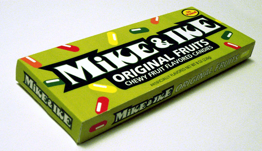 Mike & Ike box