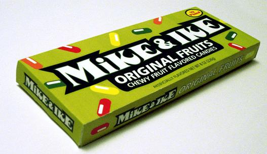 Mike & Ike box